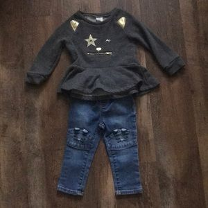 Baby girls GAP outfit